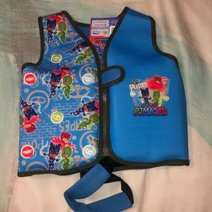 NEW PJ Masks Life Vest Floaties Floats